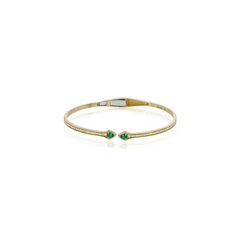 Simon G LB2274-Y BANGLE