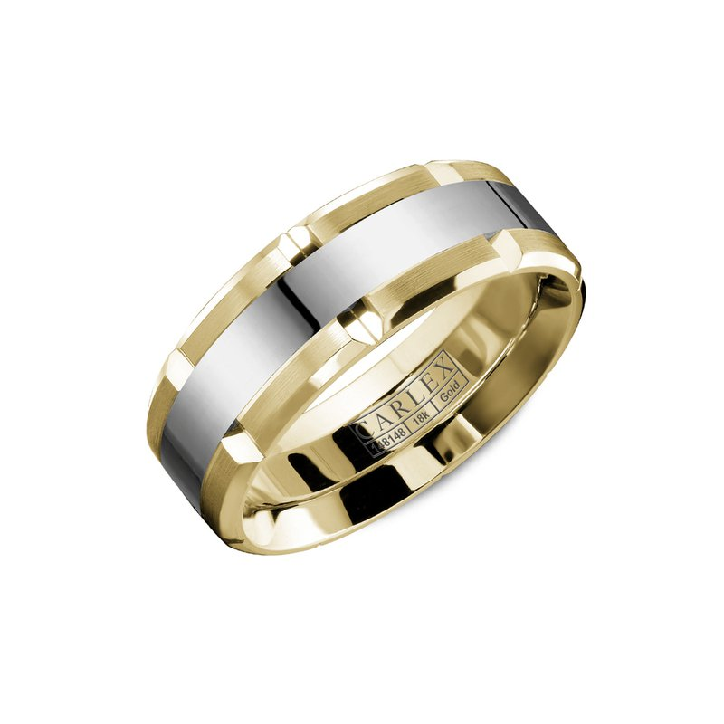 Carlex Carlex Generation 1 Mens Ring CX1-0009WY-S