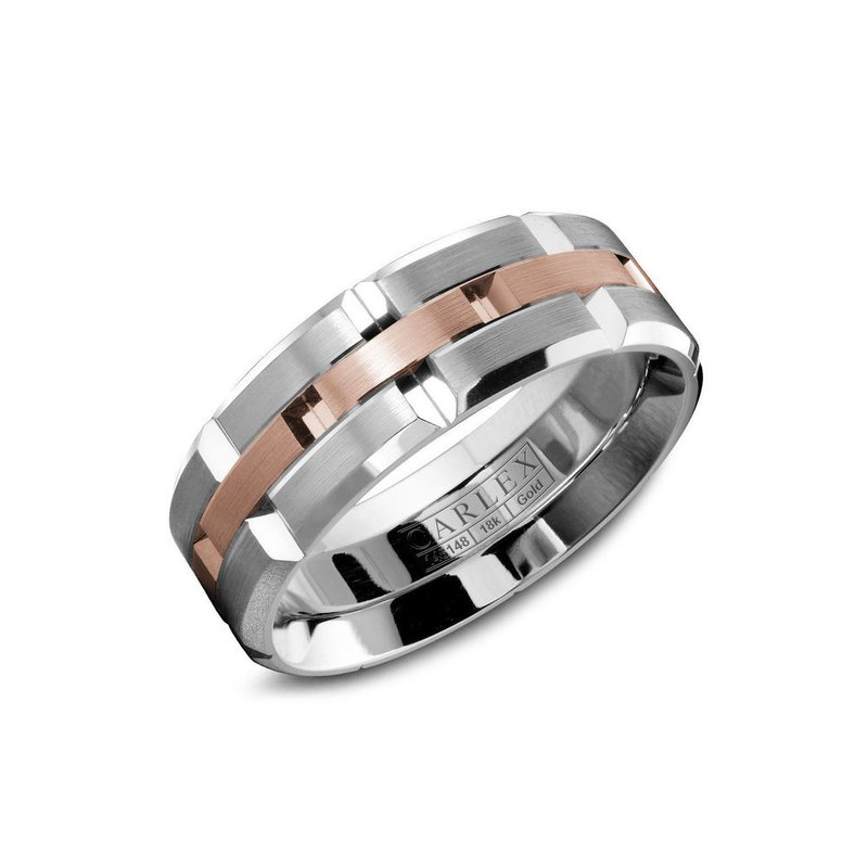 Carlex Carlex Generation 1 Mens Ring WB-9146RW