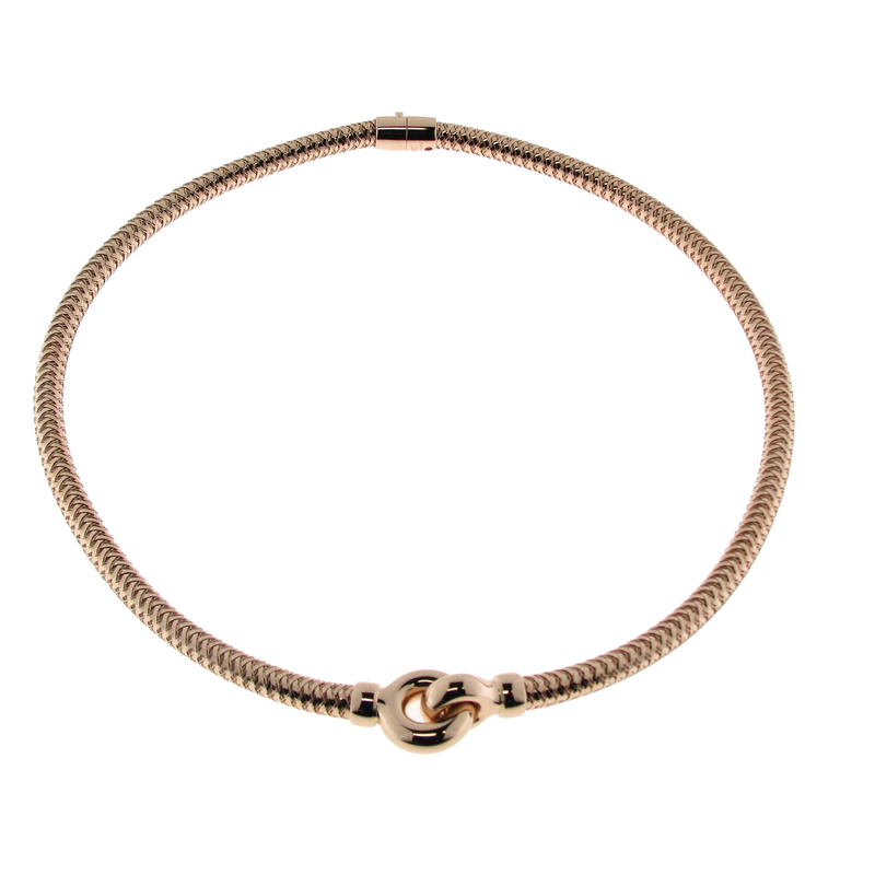 Roberto Coin  #26566 Of 18Kt Gold Collar