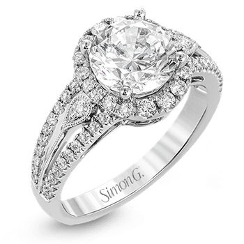 TR586 ENGAGEMENT RING