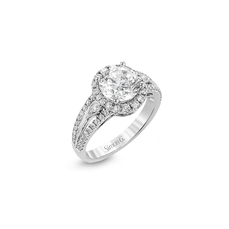 Simon G TR586 ENGAGEMENT RING