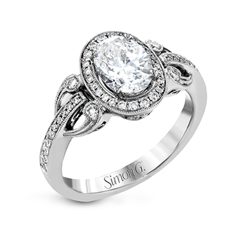 TR651 ENGAGEMENT RING