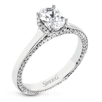 LR2817 ENGAGEMENT RING