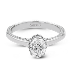Simon G LR2817 ENGAGEMENT RING