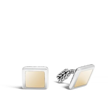 John Hardy Classic Chain Men's Cuff Links