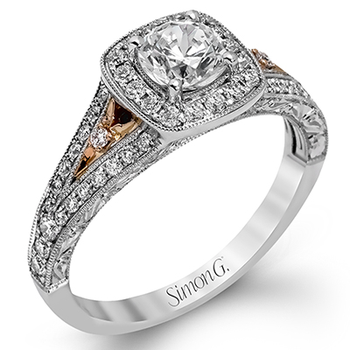 LP2249-D ENGAGEMENT RING