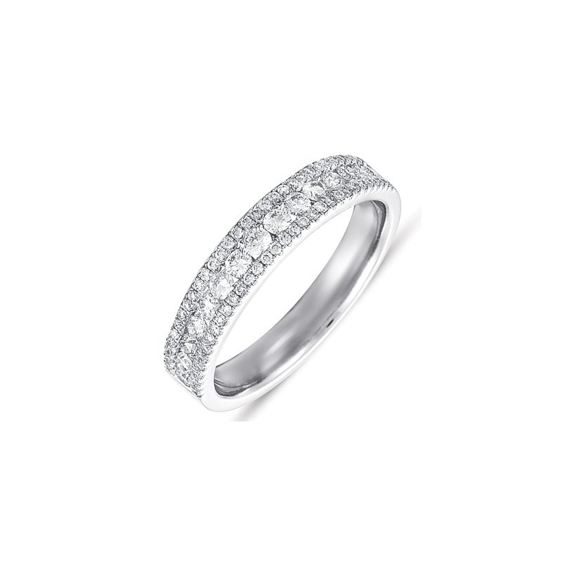 S. Kashi  & Sons Matching Diamond Band For EN7326
