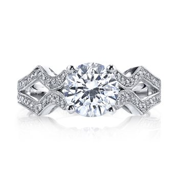 Diamond Engagement Ring 0.21 ct tw