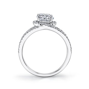 MARS 26204 Diamond Engagement Ring 0.44 ct tw