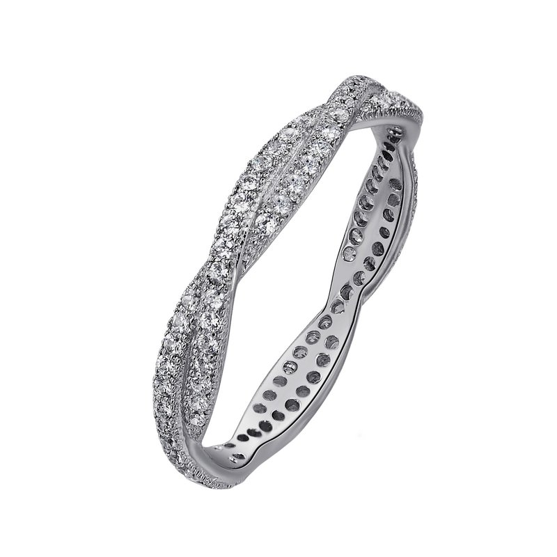 LaFonn Twist Eternity Band