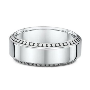 Spartan Wedding Band