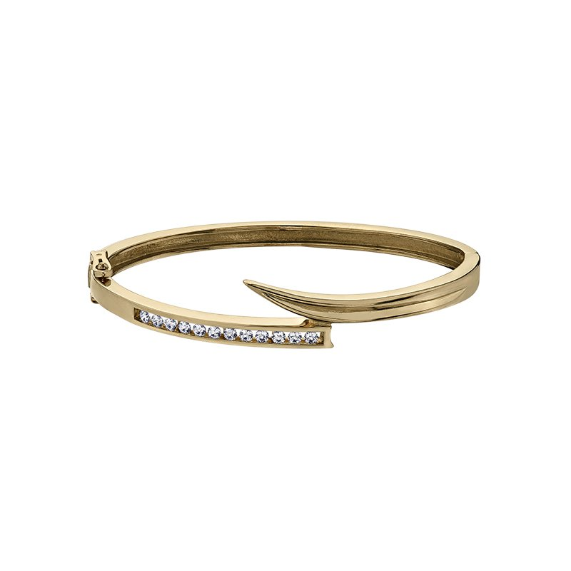 Diamond Wishes Diamond Bangle
