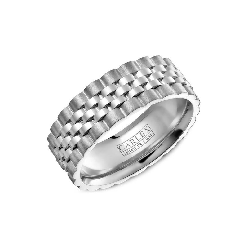 Carlex Carlex Generation 3 Mens Ring CX3-0012WWW