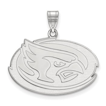 Sterling Silver Iowa State University NCAA Pendant