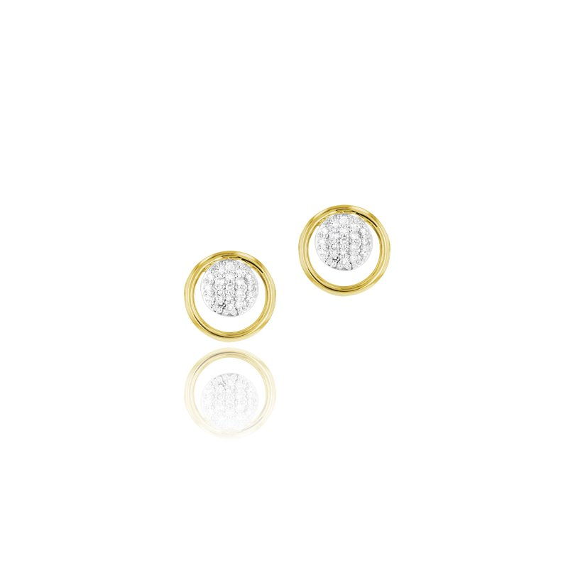 Phillips House Infinity Loop Stud Earrings