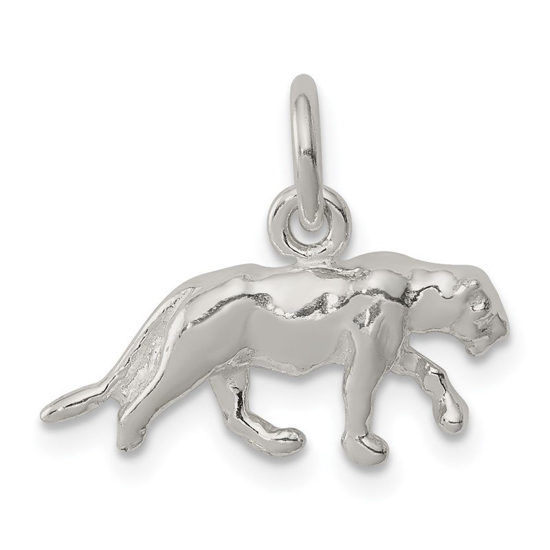 JC Sipe Essentials Sterling Silver Panther Charm