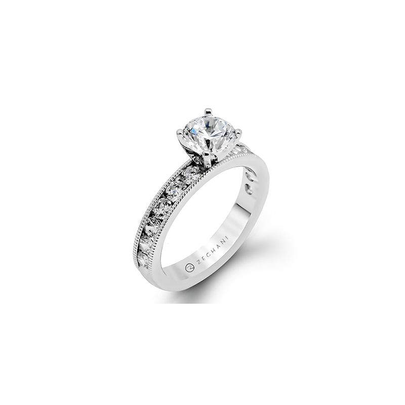 Zeghani ZR47-A ENGAGEMENT RING