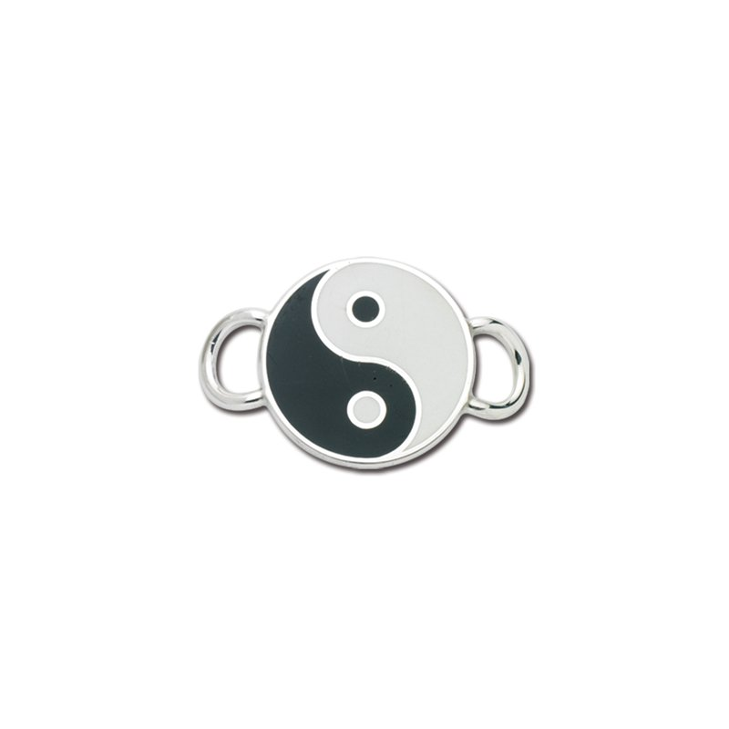 Lestage Sterling Silver Yin & Yang