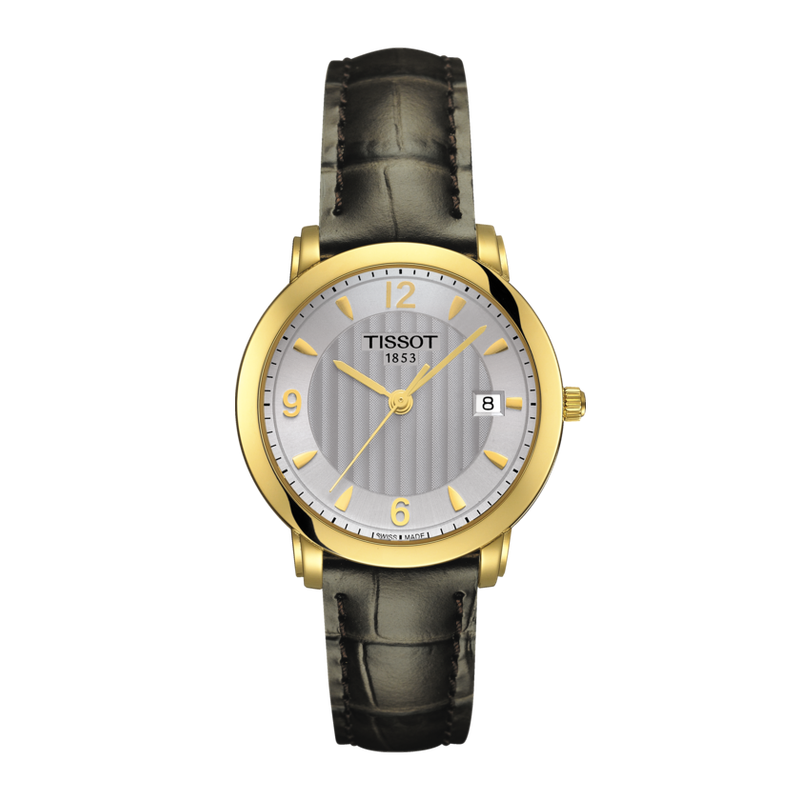 Tissot Tissot Sculpture Line Lady 18K Gold