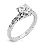 Zeghani ZR561 ENGAGEMENT RING