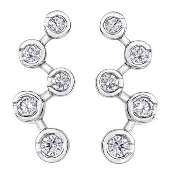 Inuit Ice™ Canadian diamond Earring