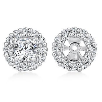 Diamond Earing Jacket ( .61 tw )