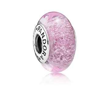 Disney, Rapunzel's Signature Color Charm, Murano Glass