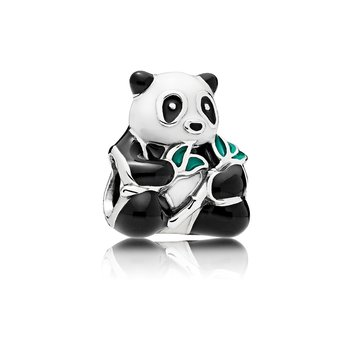 Sweet Panda, Mixed-Enamel