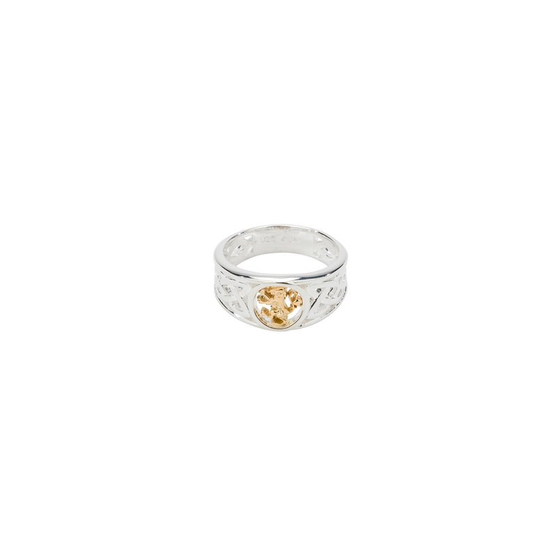 Keith Jack Lion Rampant Ring