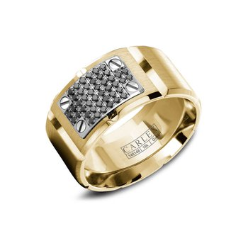 Carlex Generation 2 Mens Ring WB-9798WYBD