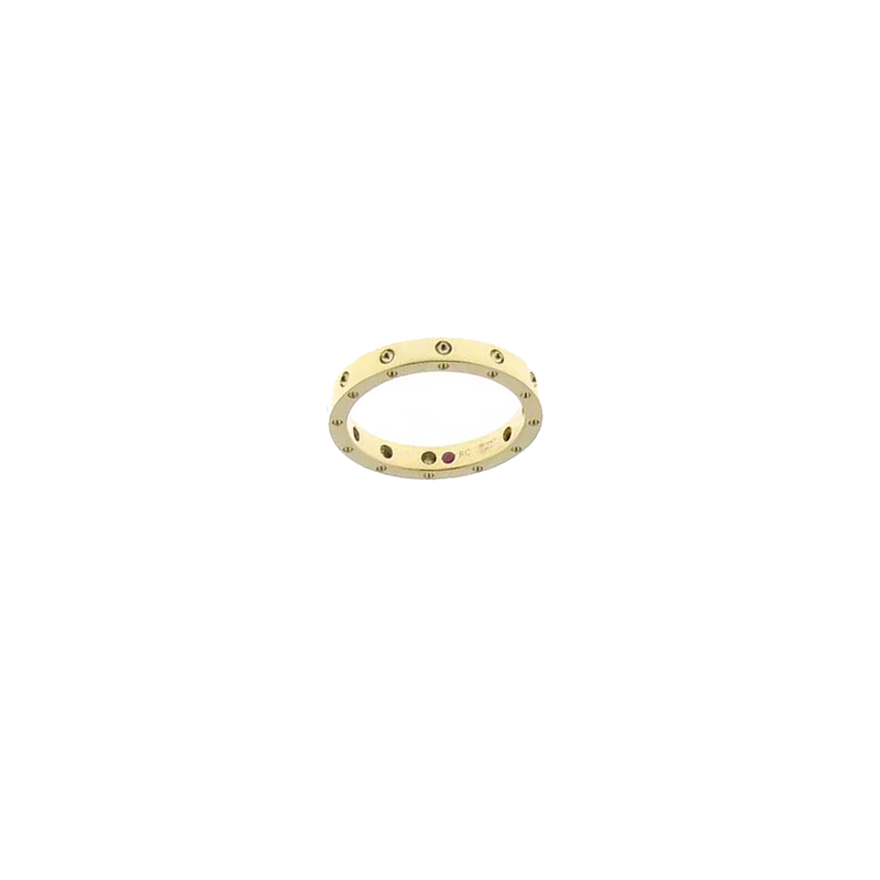 Roberto Coin 18KT GOLD ROUND RING