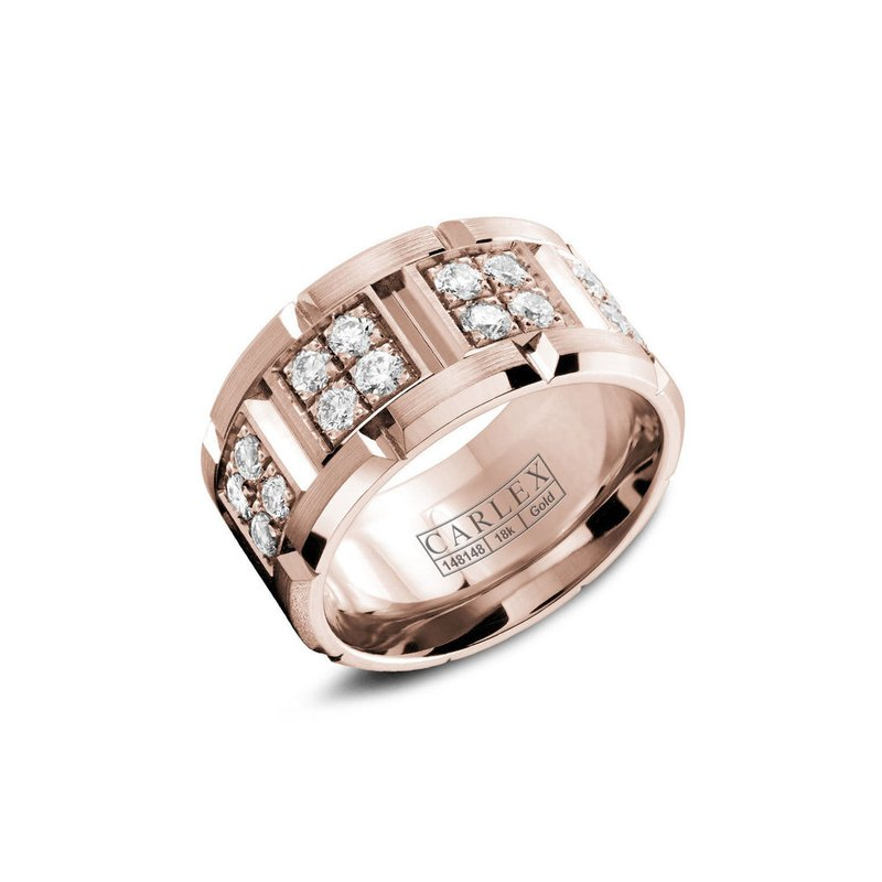 Carlex Carlex Generation 1 Ladies Fashion Ring WB-9591R