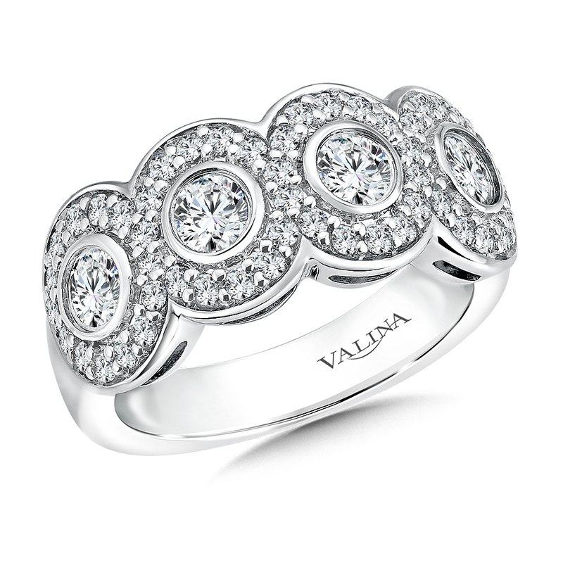 Valina Bridals Diamond Anniversary Band 1.33 ct. tw.
