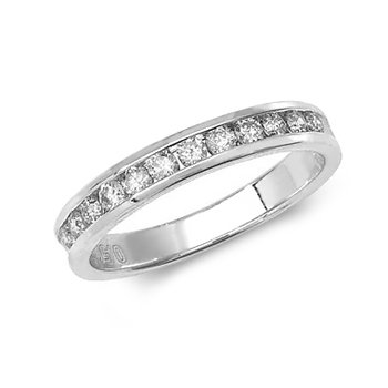 Diamond Half Eternity 3.6mm