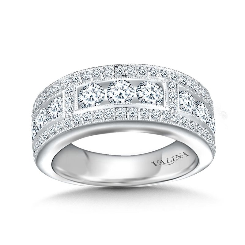 Valina Diamond Anniversary Band 1.57 ct. tw.
