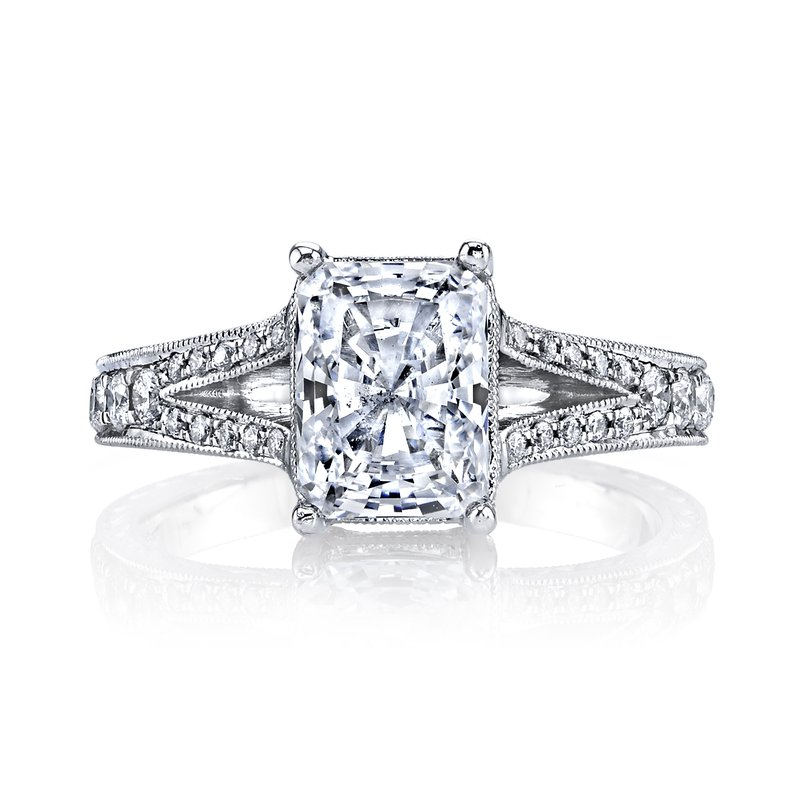 MARS Jewelry MARS 14529 Diamond Engagement Ring 0.34 Ctw.