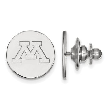 Gold University of Minnesota NCAA Lapel Pin