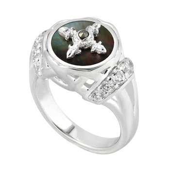 Kameleon Saddle Ring