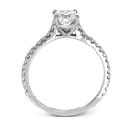 Zeghani ZR1565 ENGAGEMENT RING