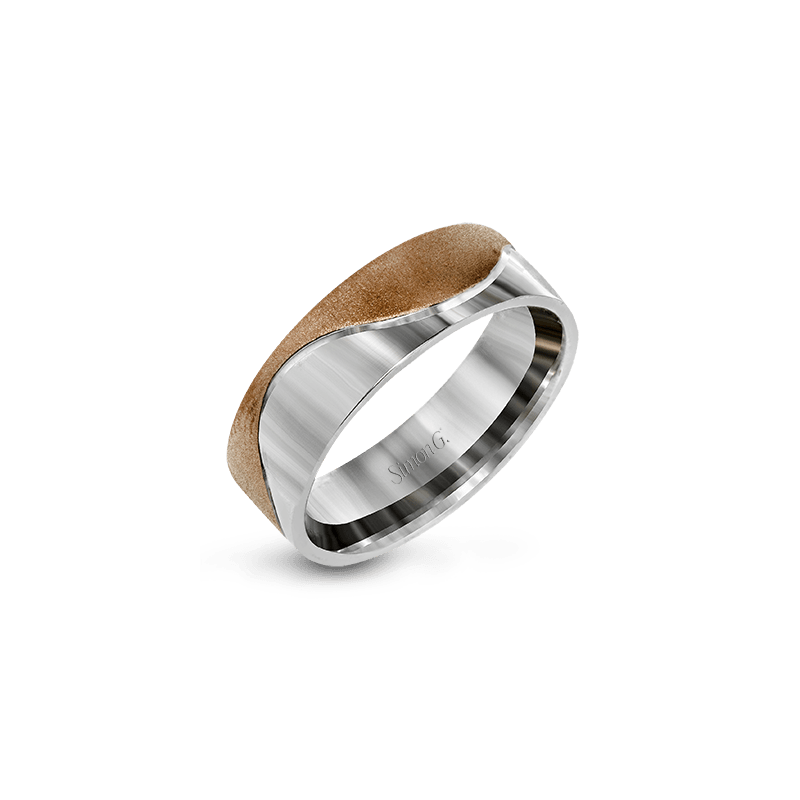 Simon G LG156 MEN RING