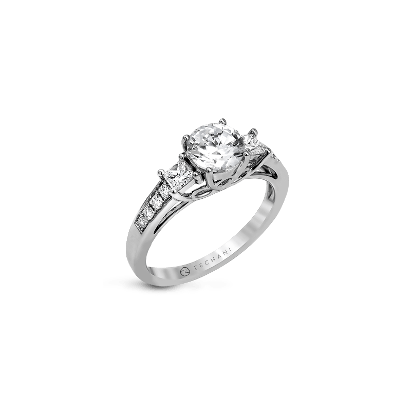 Zeghani ZR1110 ENGAGEMENT RING