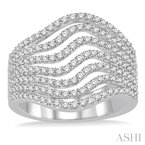ASHI diamond ring