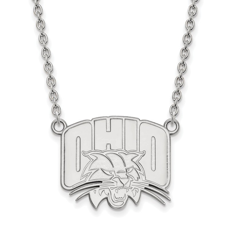 NCAA Gold Ohio University NCAA Necklace