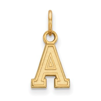 Gold U.S. Military Academy NCAA Pendant