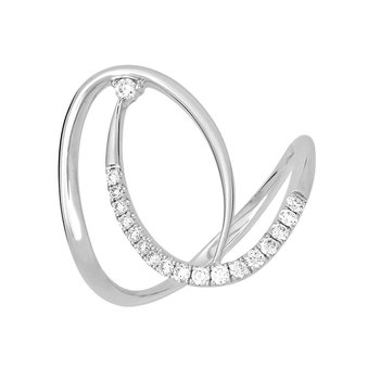 Diamond Fashion Ring - FDR13953W