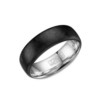 Black Cobalt Rings - CBB-7002