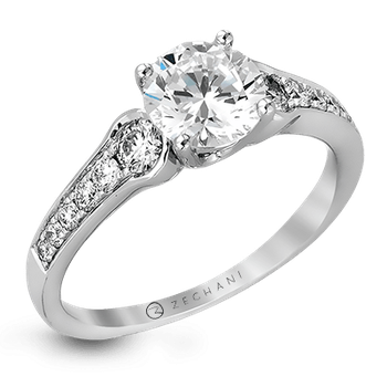 ZR807 ENGAGEMENT RING