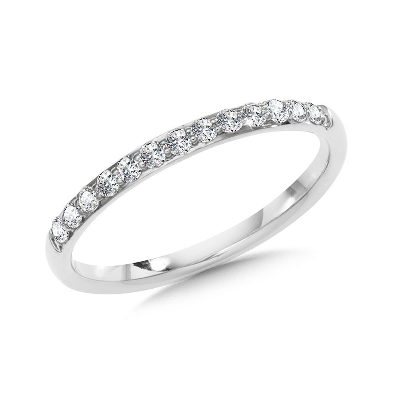 SDC Creations Prong Set Diamond Anniversary Band