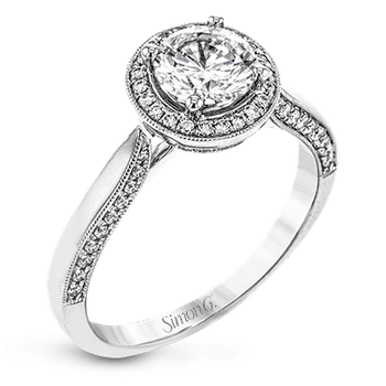 TR702 ENGAGEMENT RING